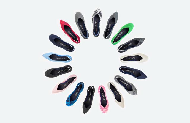 Knitted Plastic Footwear