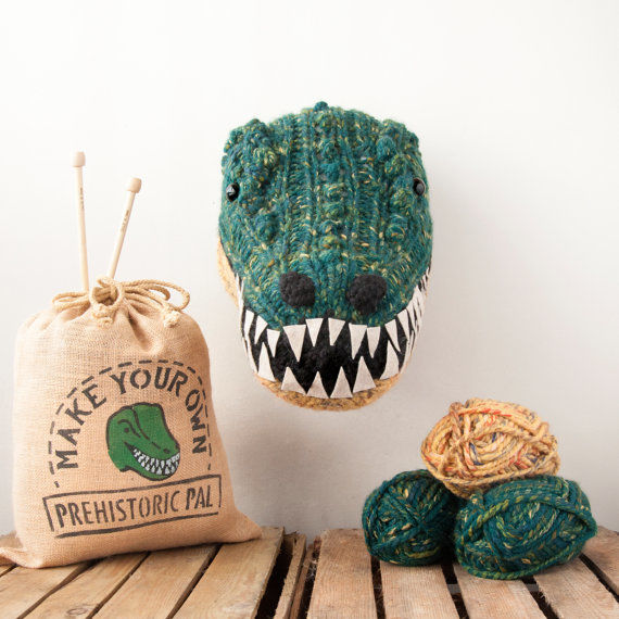 Knitted Taxidermy Kits