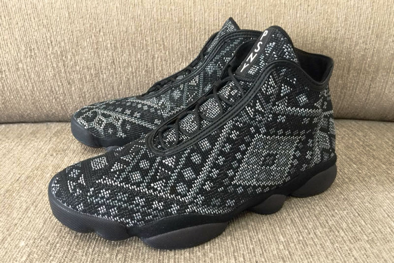 Knit Basketball Shoes