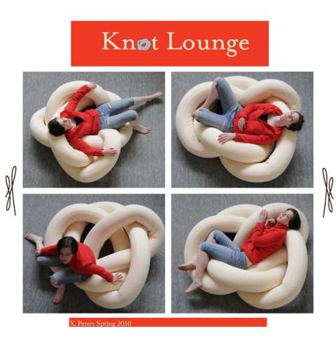 Knotty Seating