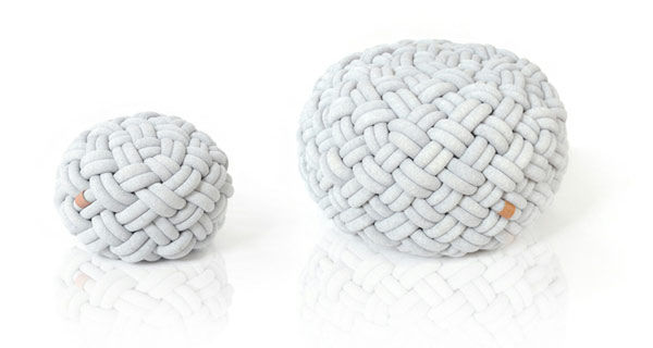 Knotty Floor Cushions