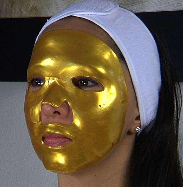 KollagenX 24k Gold Mask