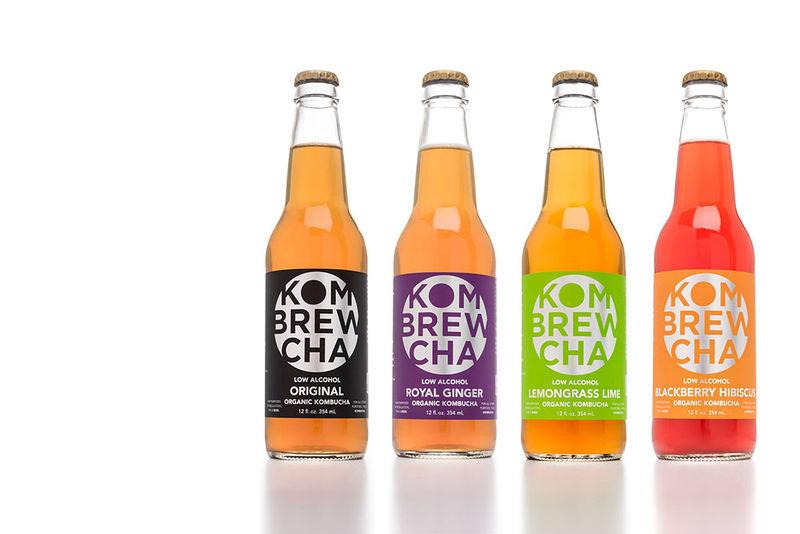 Nutritious Kombucha Beers Kombucha Beer