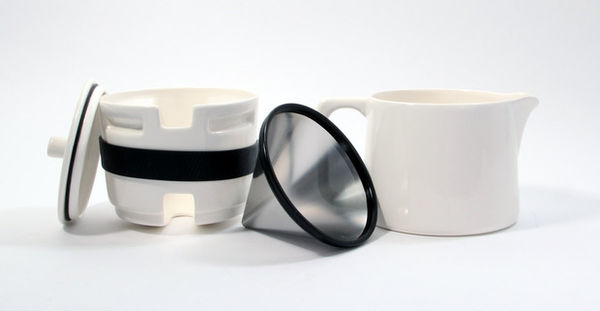 Minimalist Pour-Over Coffee Systems