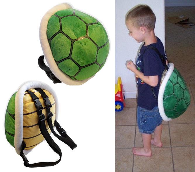 Plush Video Game Backpacks
