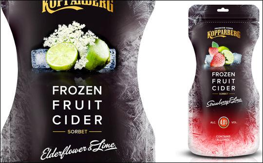 Refreshing Frozen Ciders