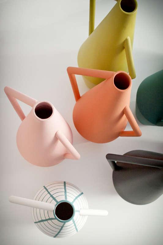 Modernized Greek Ceramics
