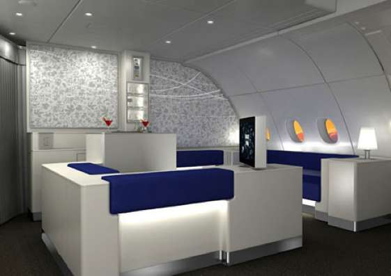 Mile-High Cocktail Lounges
