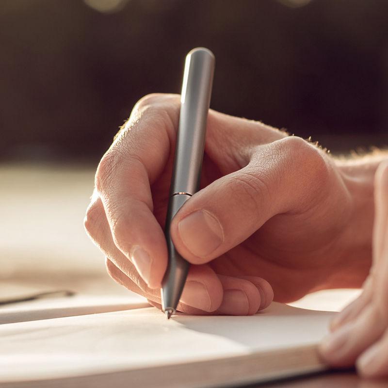 Golden Ratio-Inspired Pens