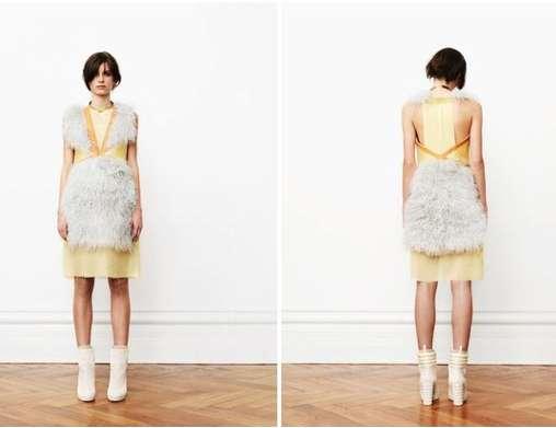 Ostrich Dresses