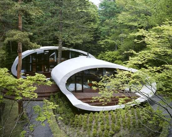 Conch Architecture