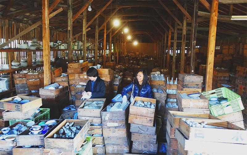 Treasure Hunt Warehouses