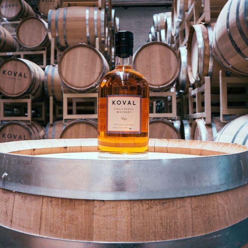 Urban Whiskey Distilleries