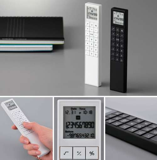 Sleek Designer Calculators