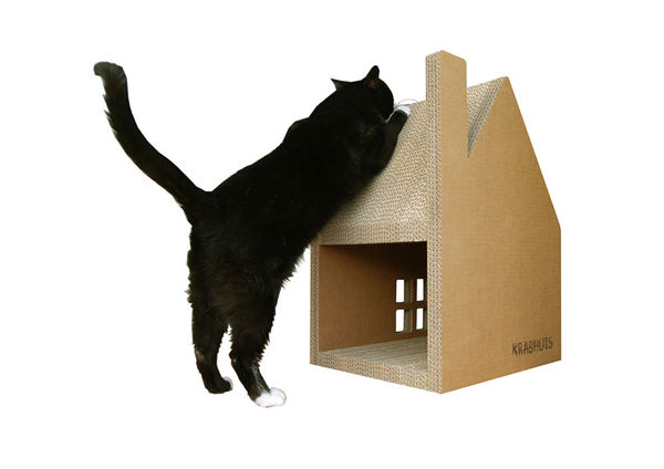 Corrugated Paper Pet Pads