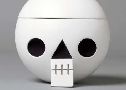 Spherical Skull Strongboxes
