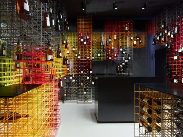 Techincolor Grid Cellars