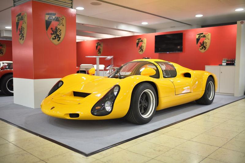 Retro Electric Sports Cars