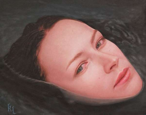 Fantastically Forlorn Paintings