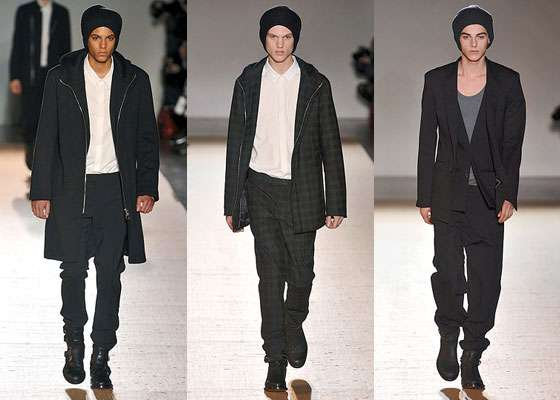 Kris Vaan Assche Fall 2010 Collection