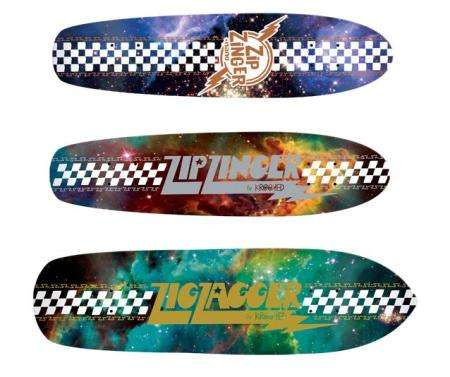 Intergalactic Skate Decks