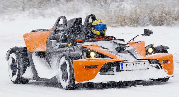 All-Weather Racecars