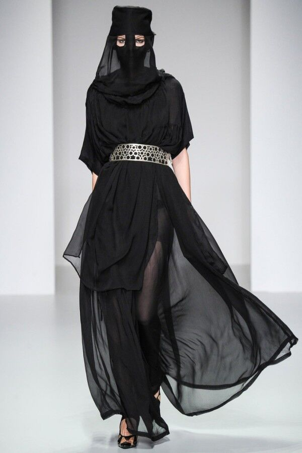 Edgy Arabian Runways