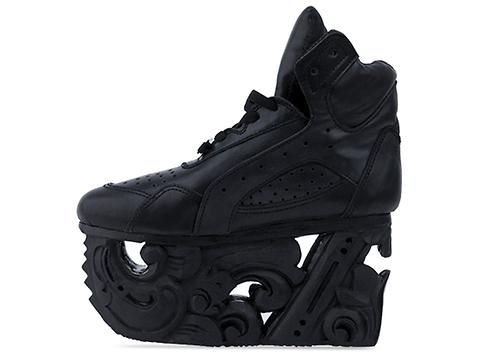 Baroque Sneaker Couture