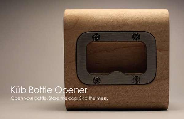 Hybrid Bottle Openers