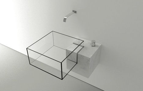 Invisible Geometric Basins