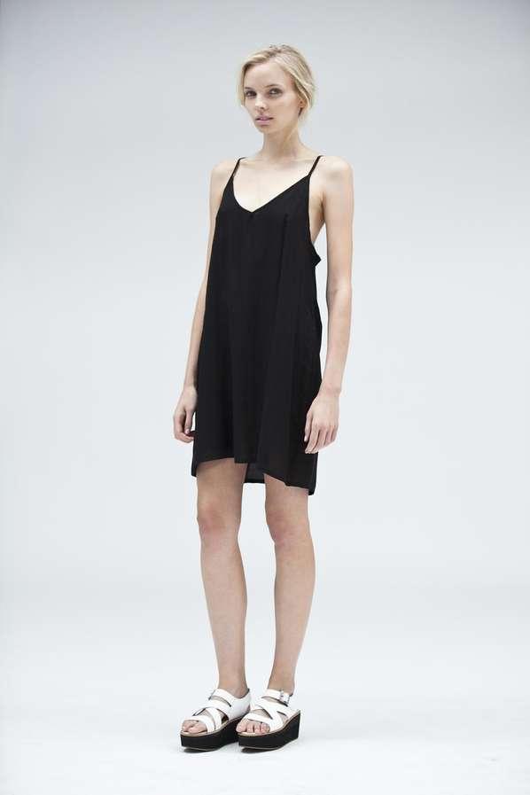 Minimalist Jersey Dresses