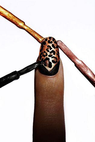 Animal Print Makeup Looks