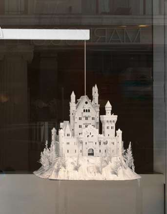 kyle bean selfridges wonder windows