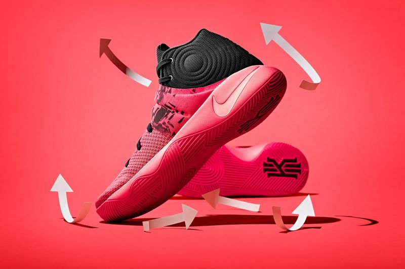 Physics-Defying Basketball Shoes