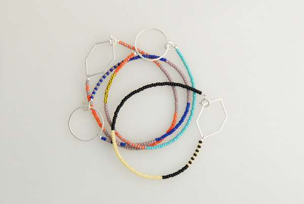 Minimalist Beaded Accessories