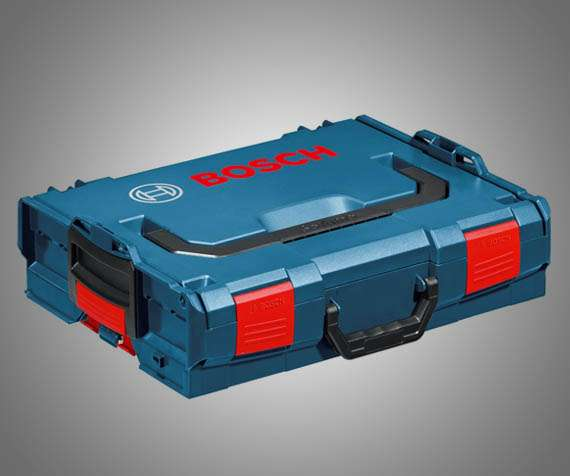 Heavy-Duty Stackable Toolboxes