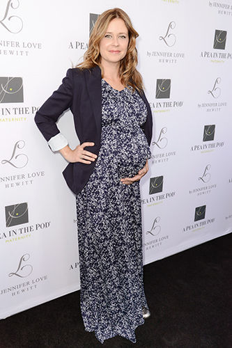 Celeb Baby Bump Collections