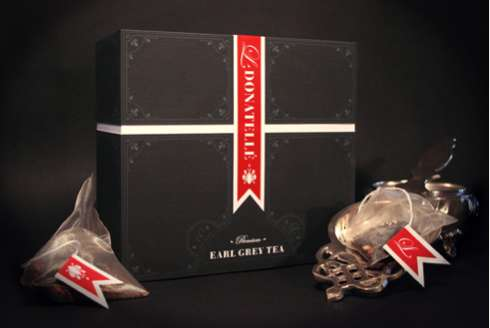 Elegant Earl Grey Branding