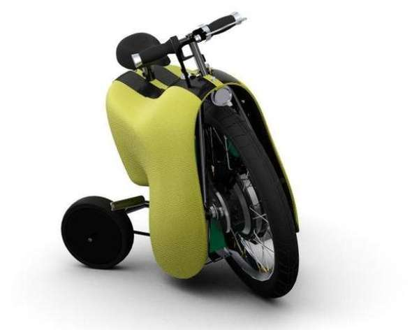 Compressed Eco Trikes