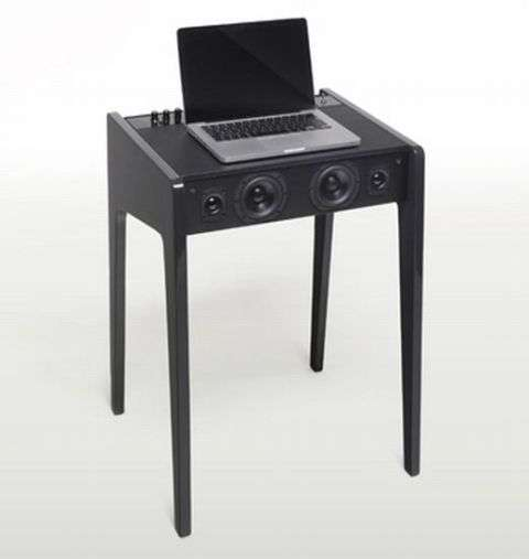 Audiophile Work Desks