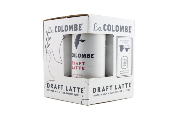 Canned Latte Four-Packs
