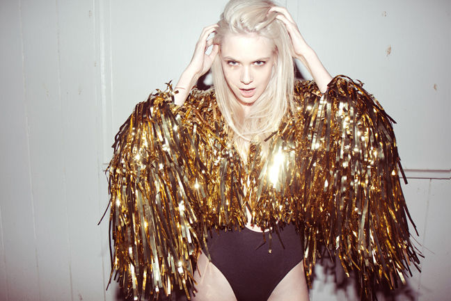 Gilded Tinsel Editorials