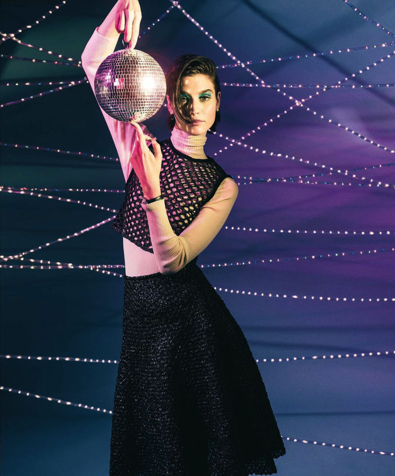 Dainty Disco Editorials