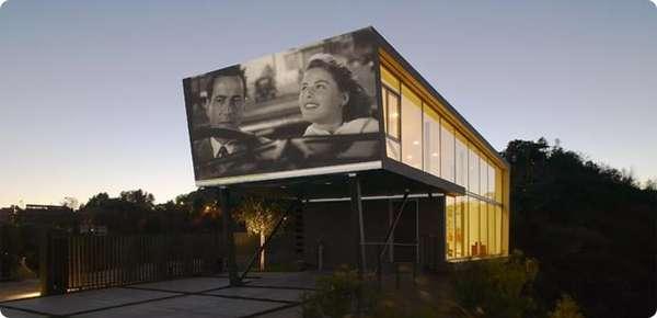 Movie Theatre House