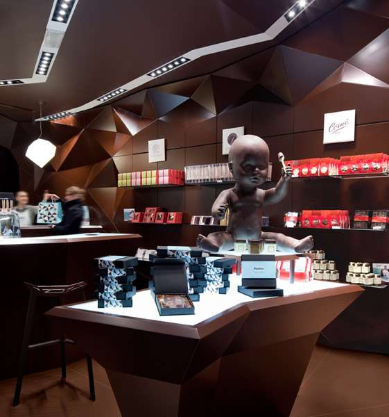 Rich Chocolate Retailers