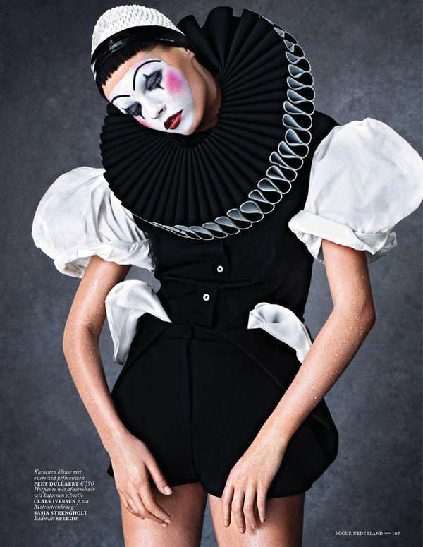 Carnival Couture Editorials