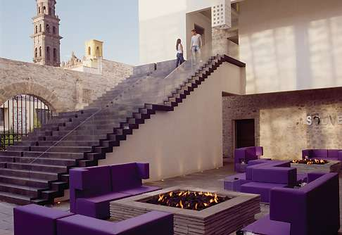 Colonialism Meets Minimalism in Mexico