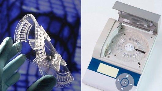 CD-Shaped Diagnostic Tools