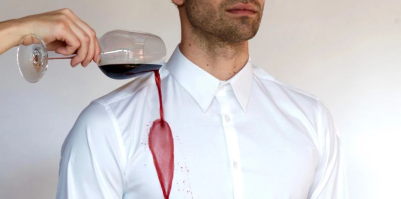 Stain-Repelling Business Shirts