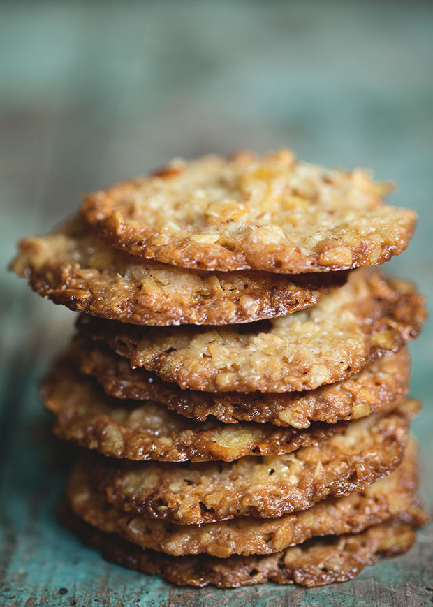 Crunchy Potato Chip Cookies